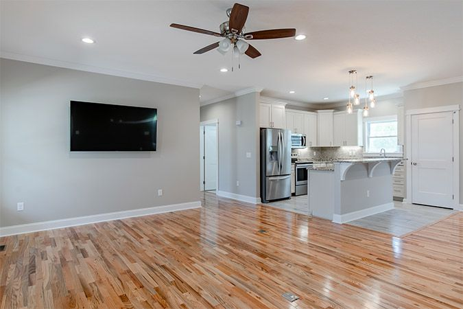 Interior remodeling by Absolute Construction